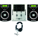 Numark CDJ DJ Pack – Specially priced