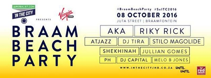 Braam Beach Party