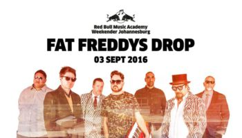 Fat Freddy's Drop headlines massive RBMA Weekender