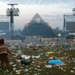This year's Glastonbury cleanup the worst ever