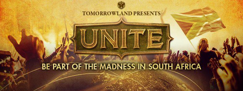 Tomorrowland Unite SA Interview
