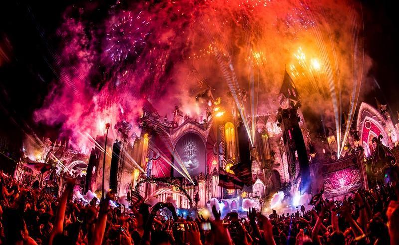 Tomorrowland Unite Tickets