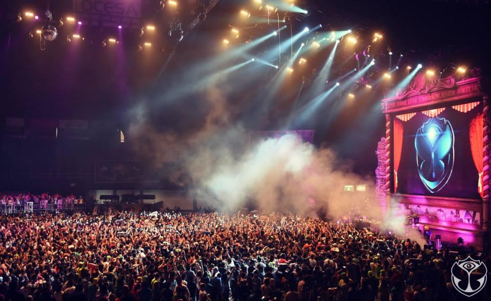 Tomorrowland Unite Mexico 2015