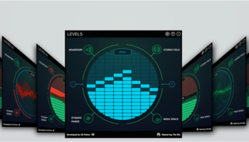 Levels plugin will help you get your mix levels right