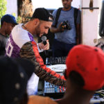 Loco Dice & Bridges for Music fundraising campaign for a Soweto youth centre