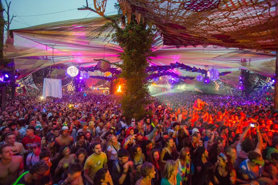 Ozora Night time
