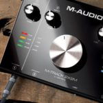 M-Track C-Series – M-Audio's budget audio interfaces