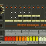iO-808 is a browser based TR-808 that works