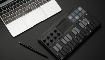 KORG nanoKEY Studio for mobile producers