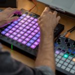 Novation Launchpad Pro Scale Mode helps you write music