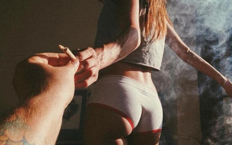 Sex on cannabis