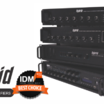 Hybrid Public Address Amplifiers