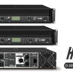 Hybrid D-Series Amplifiers- brand new