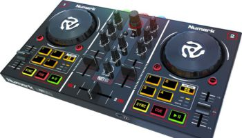 Numark DJ Controllers – 5 of the best