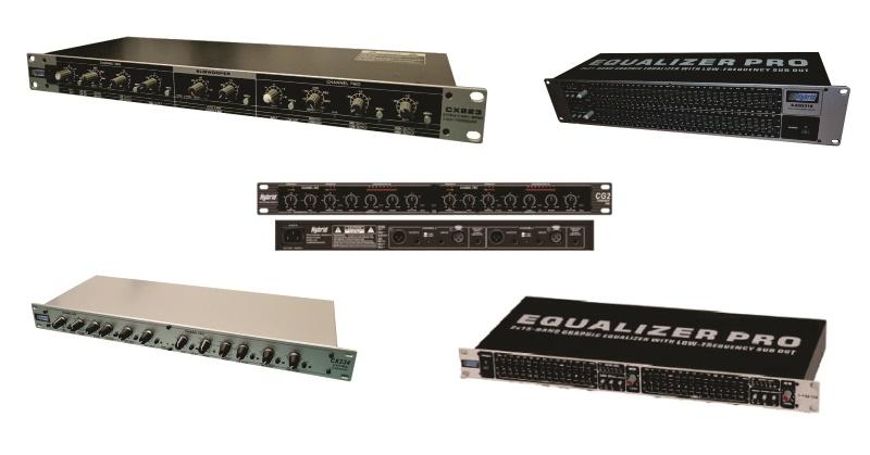 Analogue Processors