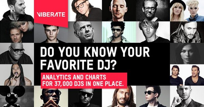 DJ analytics
