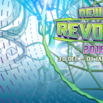 REVOLUTION NYE 2016 New Years Open Air Music Festival 2016/17