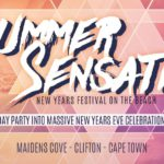 Summer Sensations NYE in Cape Town