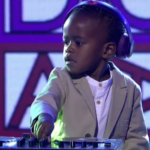 4 year old DJ Arch Junior to play Shayas Maboneni event