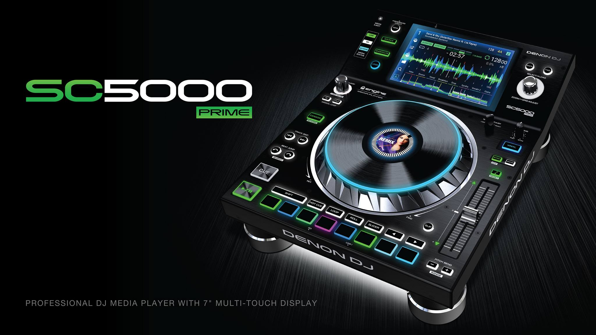 Denon Dj Launches Brand New Pro Dj Gear For 2017