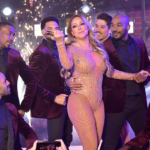 Mariah Carey makes a statement about her fail of a NYE performance