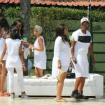 Metro police shut down the Da L.E.S exclusive all white party [VIDEO]