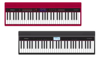 Roland GO:KEYS is a keyboard any non musician can play