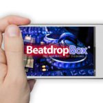 Get the Beatdrop Box app to share your music productions