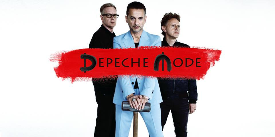 Depeche Mode See You Verte
