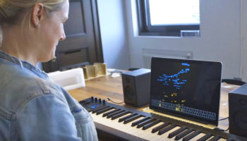 Try out the Google AI Duet pianist and fine tune your piano playing