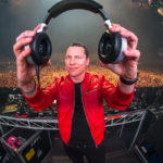 Tiësto and Paul Van Dyk are the most traveled artists of all time