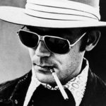 Hunter S Thompson and his drug taking schedule