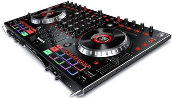 Numark NS6II announced with dual laptop use