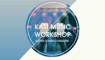 Kasi Music Workshop for DJs and Producers