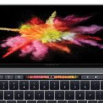 Use the MIDI Touchbar as a controller on the new Macbook Pro