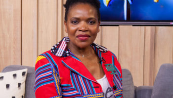 Florence Masebe against reversal of the 90% quota by the SABC