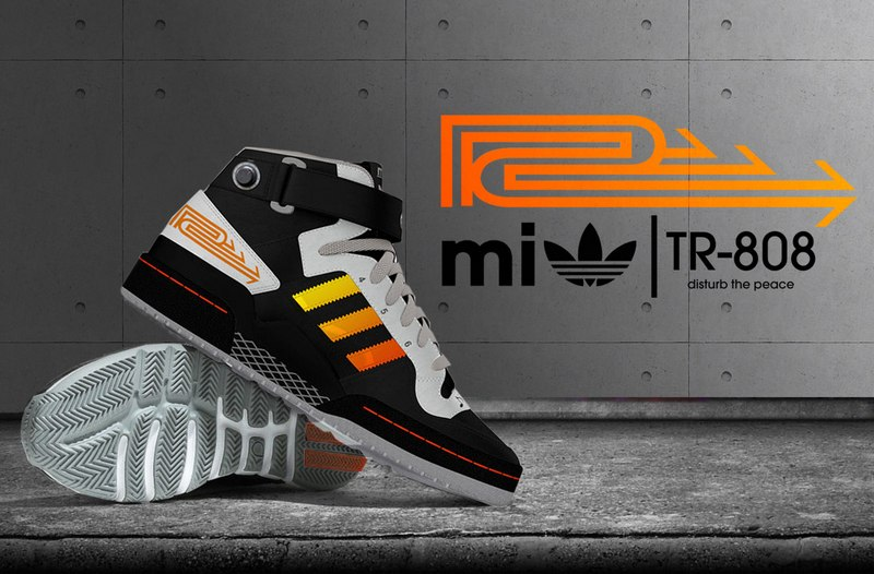 Adidas Roland TR-808 Shoes