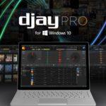 Algoriddim djay Pro is now Windows compatible