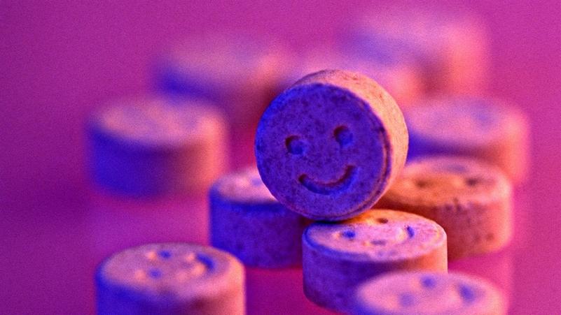 MDMA related hospitalisation