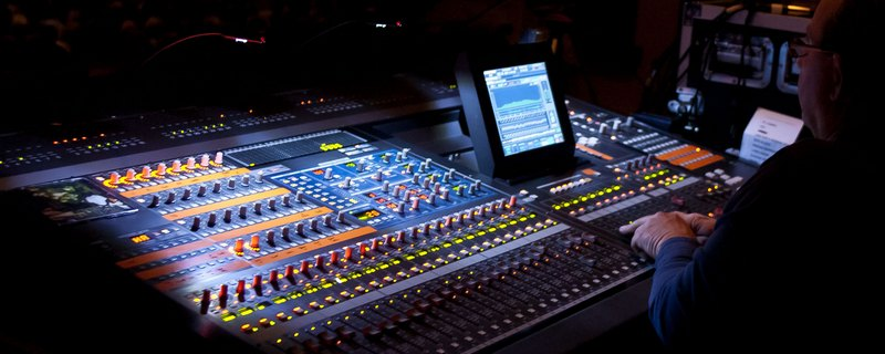 Sound Engineers Are The Wizards Behind The Scenes That