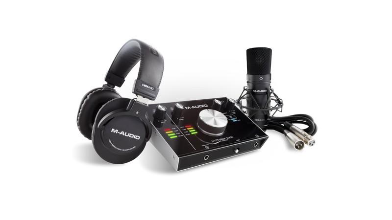 M-Track 2X2 Vocal Studio Pro