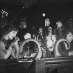 Flirting in the 1920's at clubs before technology