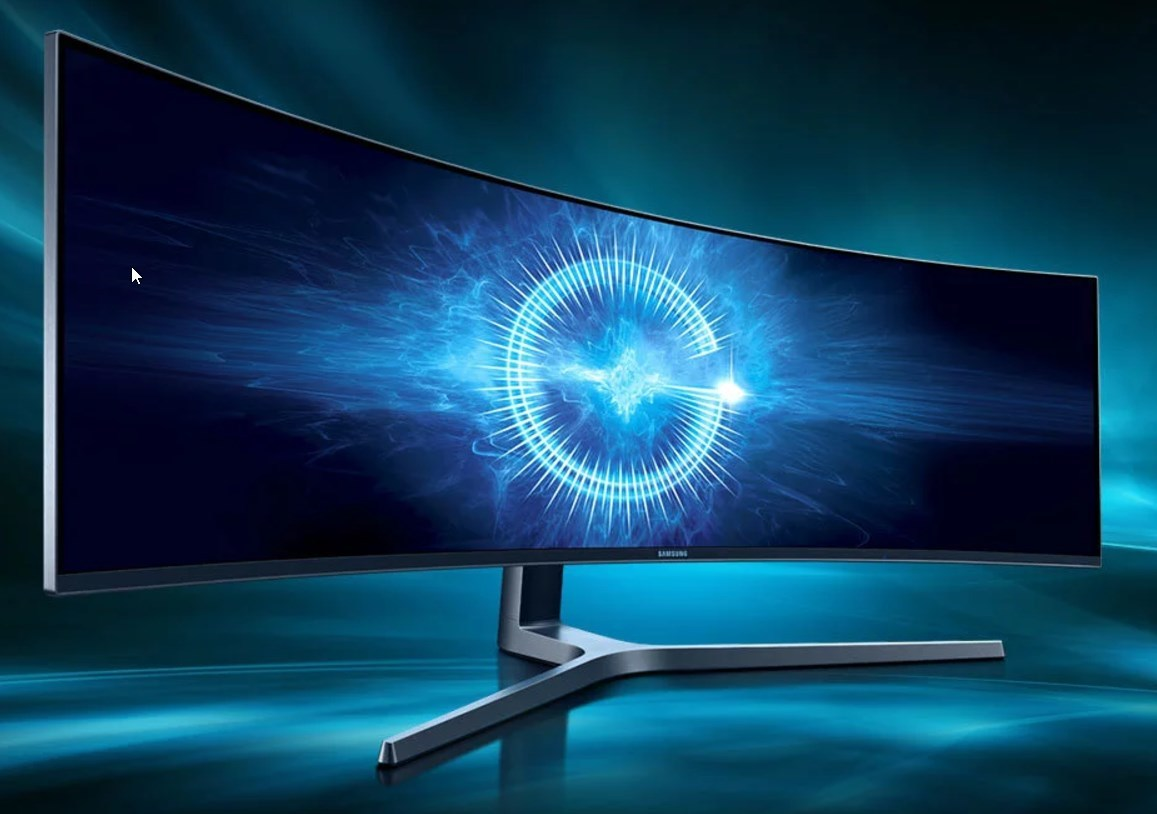 Producers the samsung chg90 is the monitor of your dreams - 32 inch wallpaper tv ...