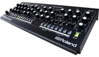 Roland SE-02 is a brand new analog boutique synth