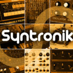 Syntronik from IK Multimedia features 38 classic synthesizers