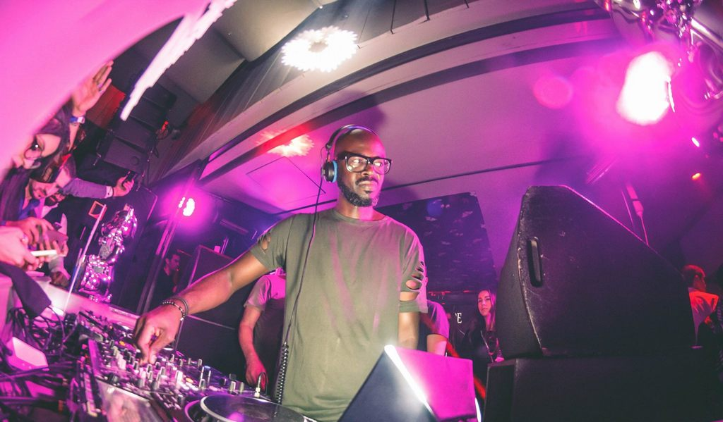 DJ Black Coffee nominated