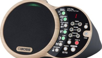 Boss DR-01S is the perfect portable Rhythm Partner