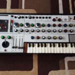 EMS Synthi KB1 synthesizer resurfaces after 46 years
