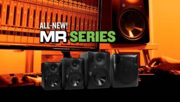 Mackie MR Series gets a revamp