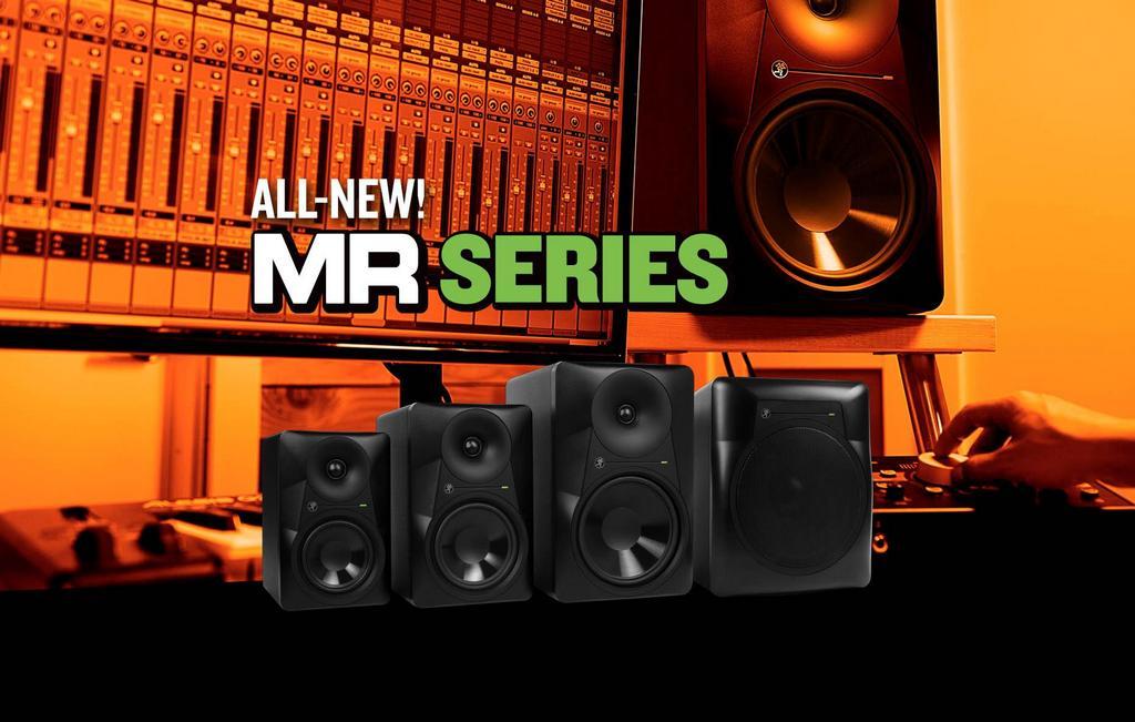 Mackie MR Series